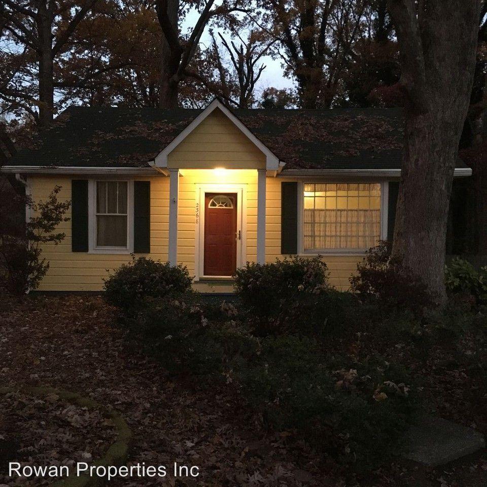 2368 Statesville Blvd, Salisbury, NC 28147 2 Bedroom House