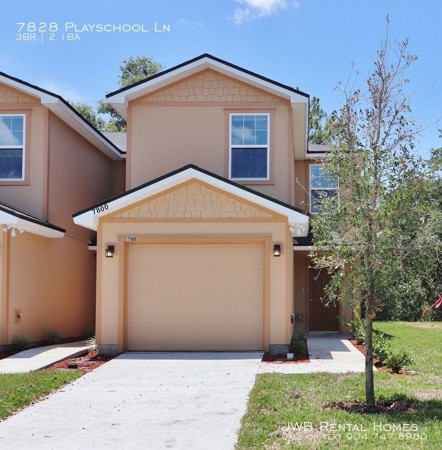 7828 Playschool Ln, Jacksonville, FL 32210 3 Bedroom House