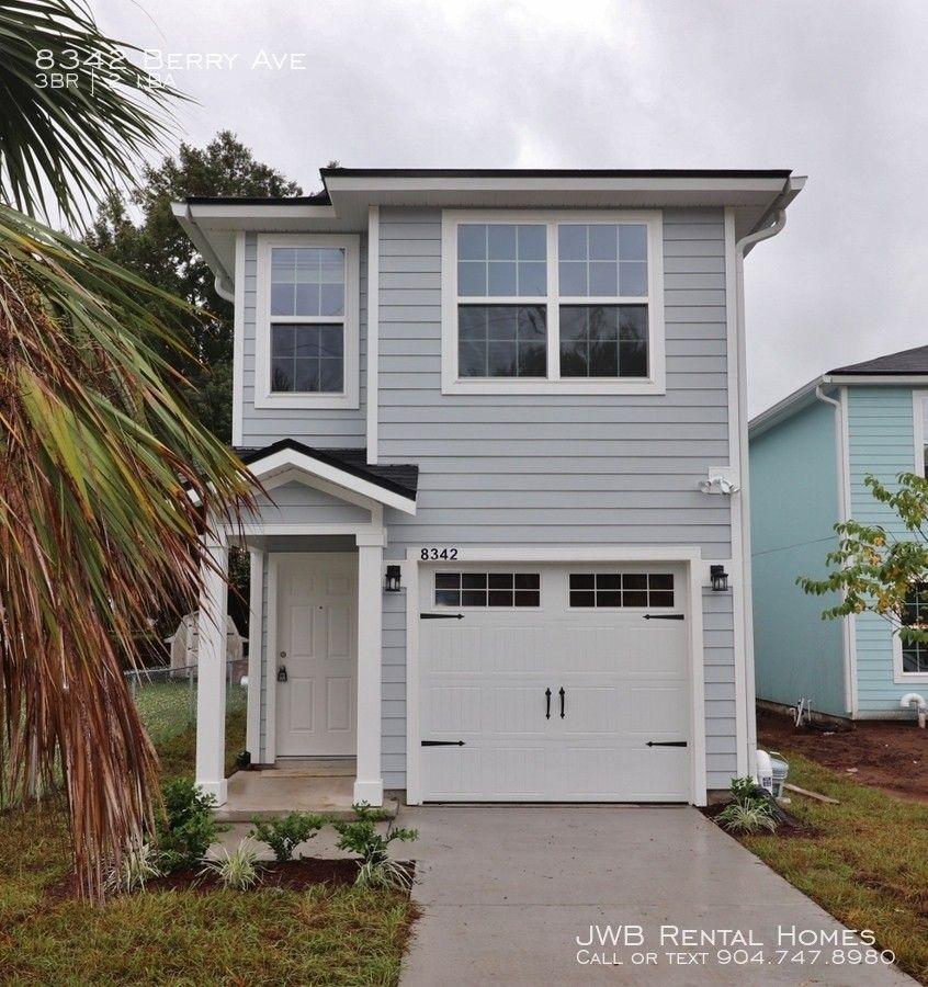 8342 Berry Ave, Jacksonville, FL 32211 3 Bedroom House For