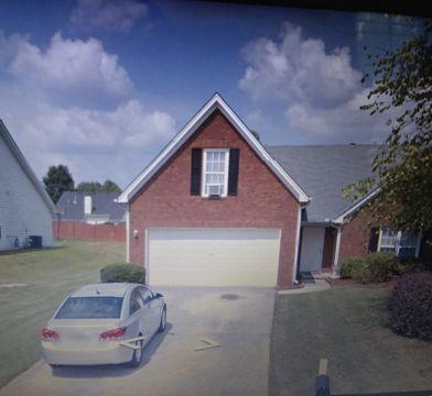 3464 Jessica Run Decatur Ga 30034 4 Bedroom House For
