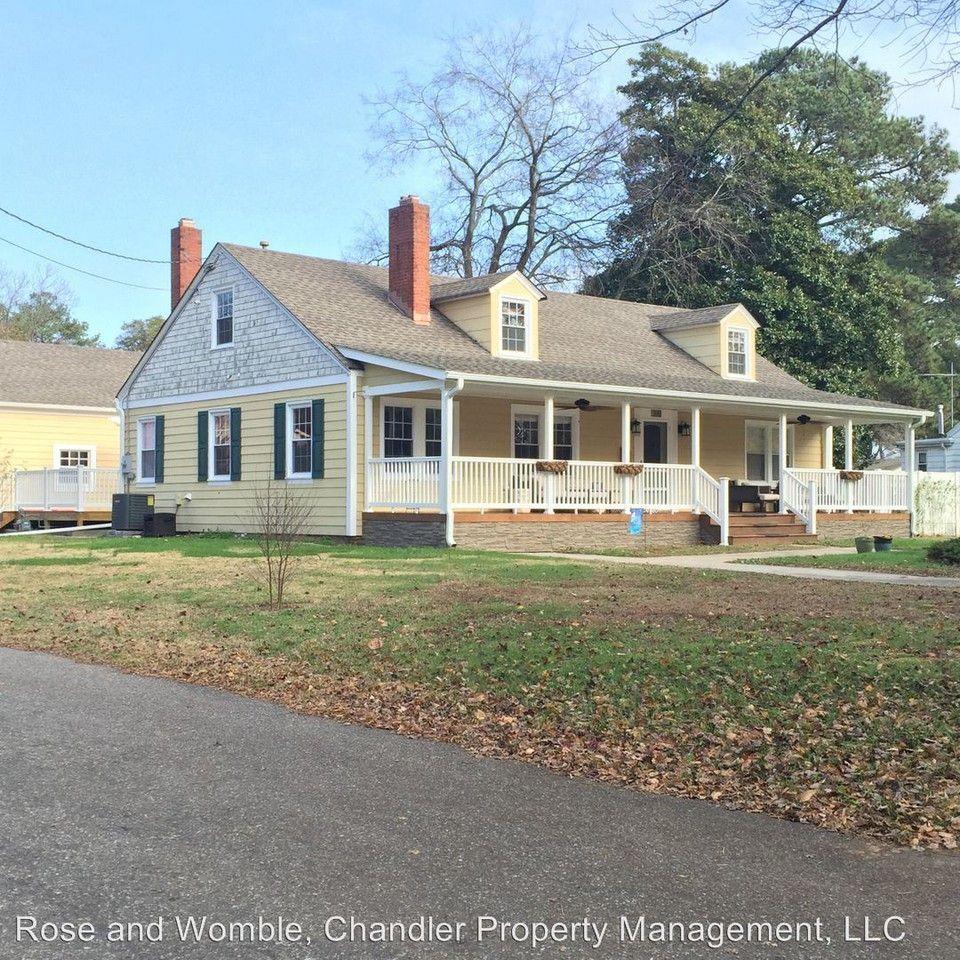 300 Suburban Pkwy, Norfolk, VA 23505 3 Bedroom House For