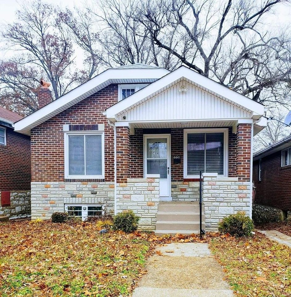 4441 Grace Avenue, St. Louis, MO 63116 2 Bedroom House For