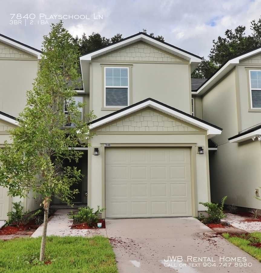 7840 Playschool Ln, Jacksonville, FL 32210 3 Bedroom