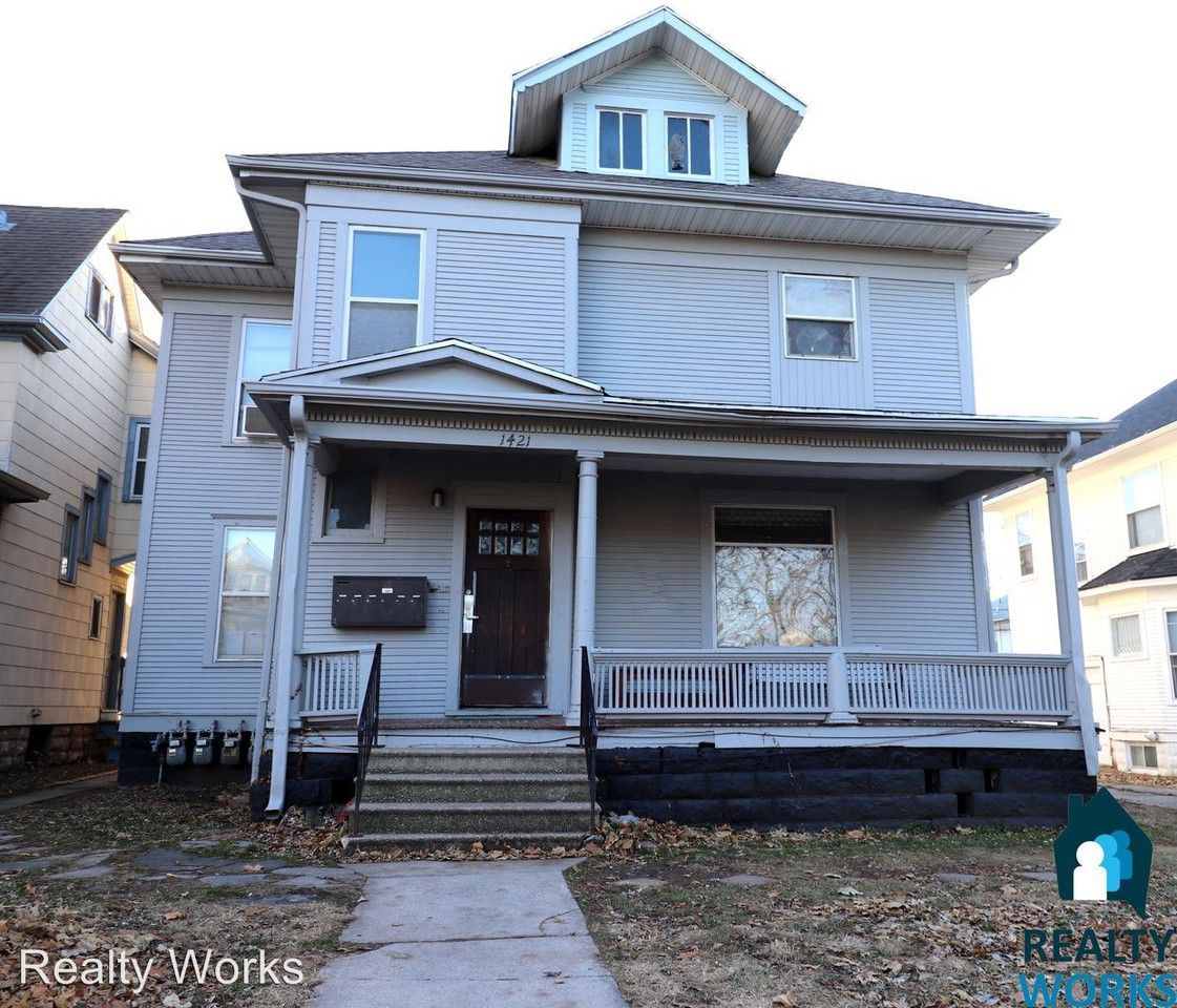 Cheap Studio Apartments Omaha: 1421 E St Apartments For Rent In Near South, Lincoln, NE