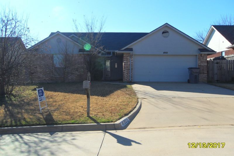 4905 Se Wilshire Terrace Lawton Ok 73501 3 Bedroom House