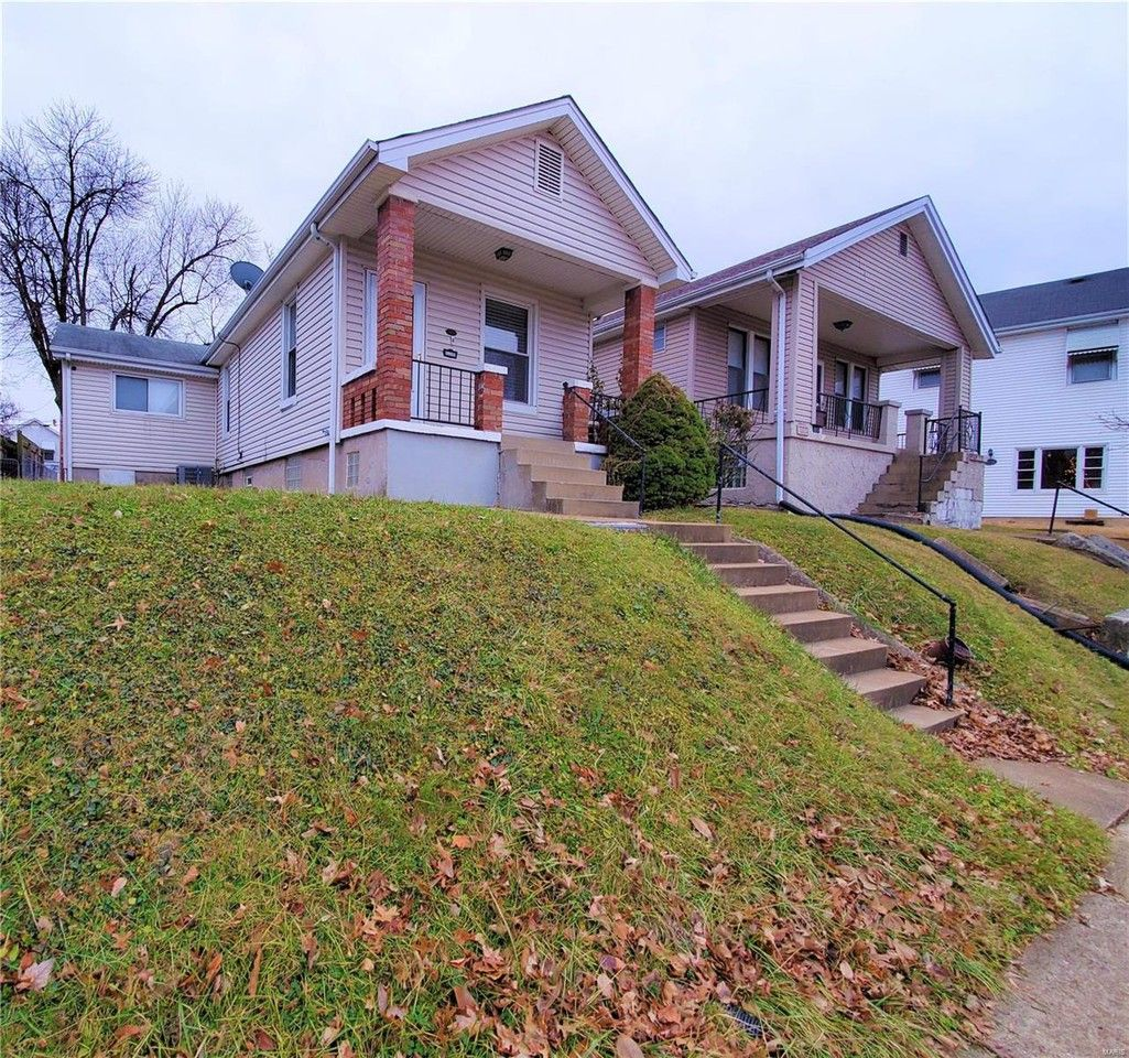 5476 Bischoff, St. Louis, MO 63110 2 Bedroom House For