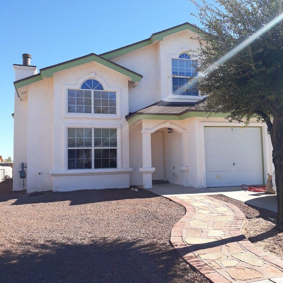 3012 Tierra Salada Drive, El Paso, TX 79938 3 Bedroom