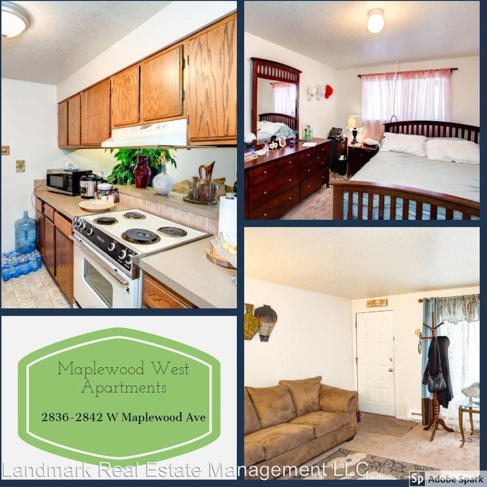 2836-2842 W. Maplewood Ave Apartments For Rent
