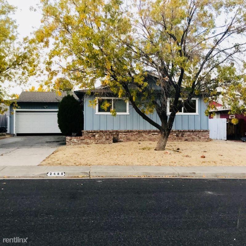 2685 Gellert Dr, Reno, NV 89503 3 Bedroom House For Rent