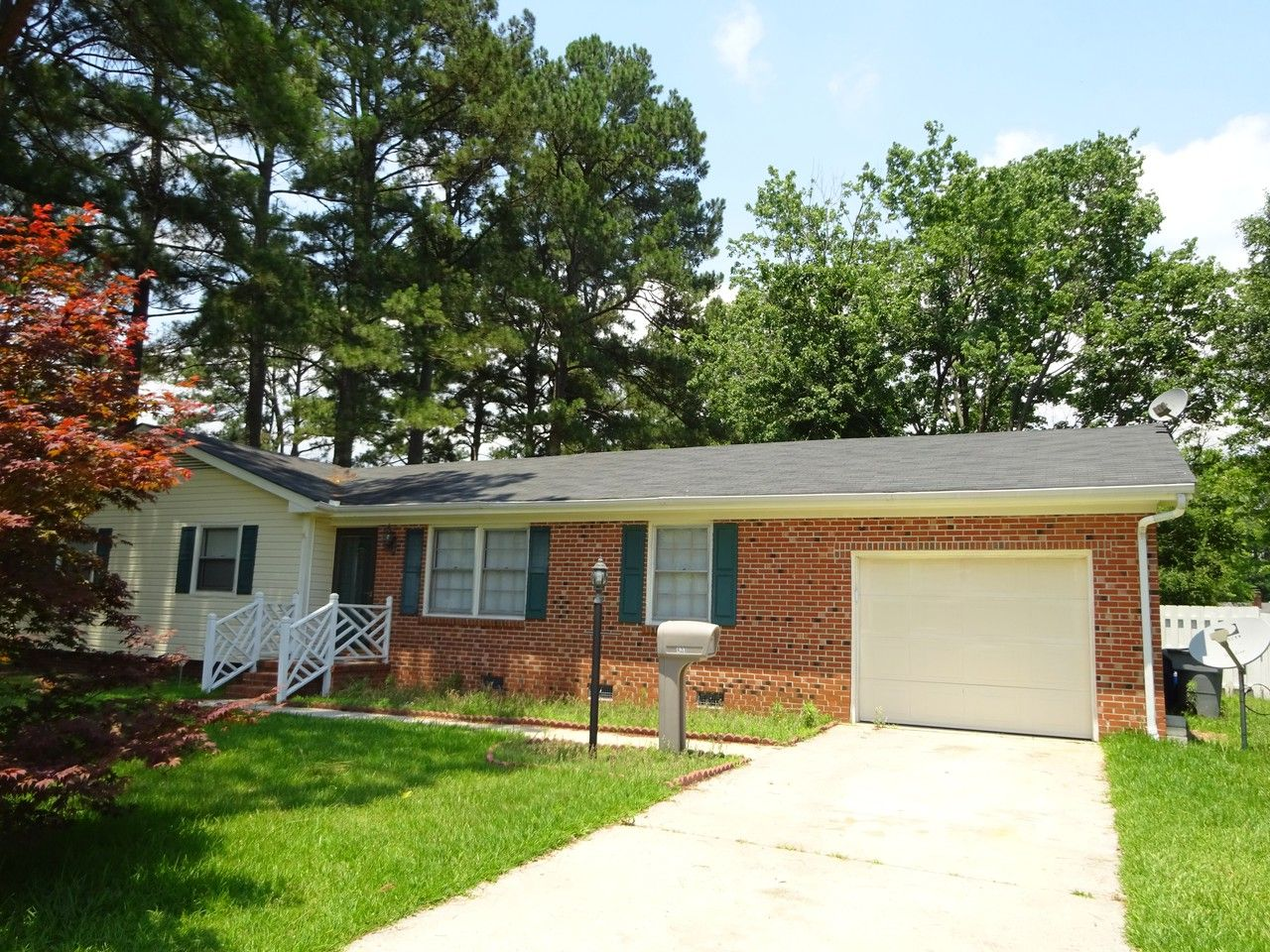 423 Dixie Drivve Selma Nc 27576 3 Bedroom House For Rent