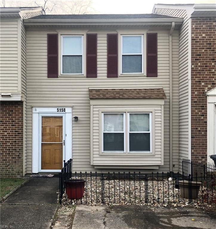 5158 Castle Way, Portsmouth, VA 23703 2 Bedroom House For
