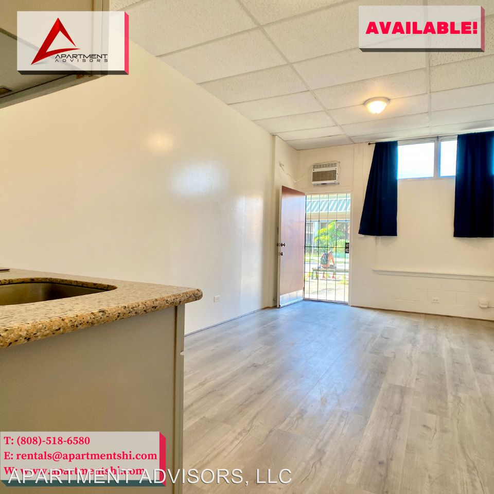 Cheap Studio Apartments Honolulu: 1435 Middle St Apartments For Rent In Kalihi