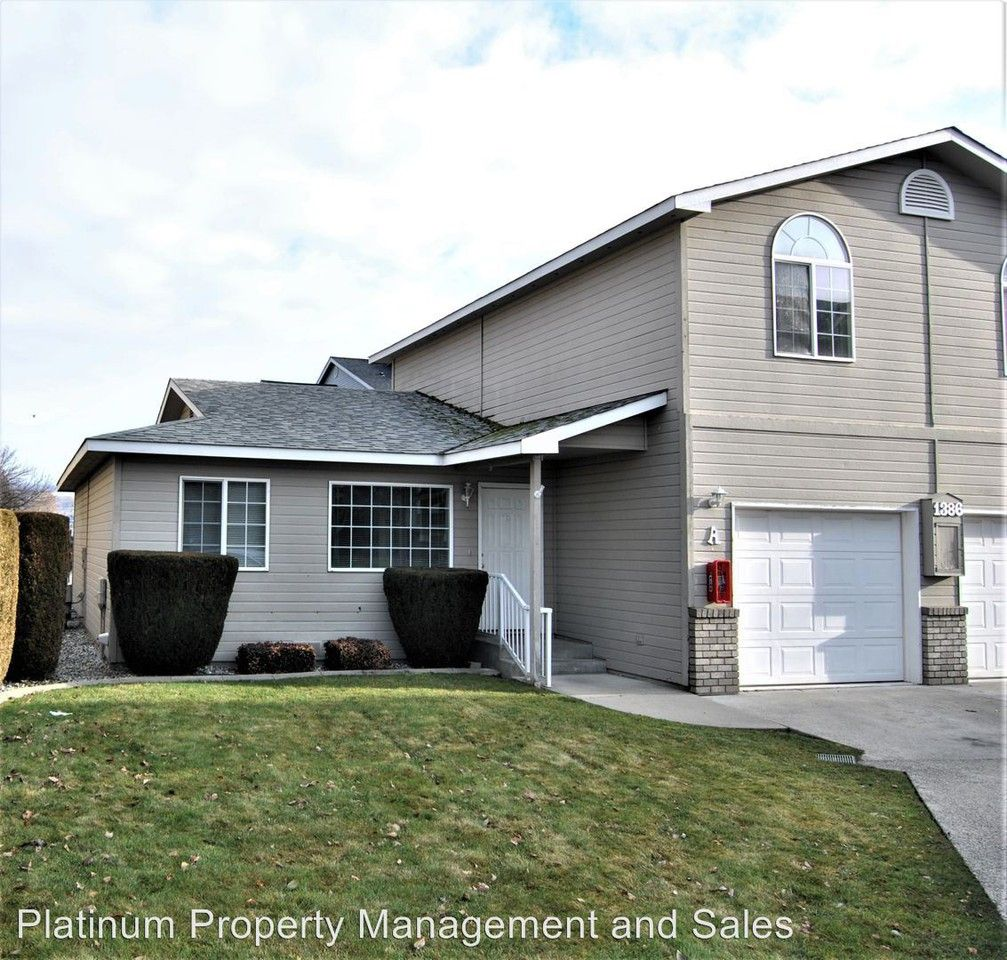 Apartments In Richland Wa: 1386 Brown St Apartments For Rent In Wenatchee, WA 98801