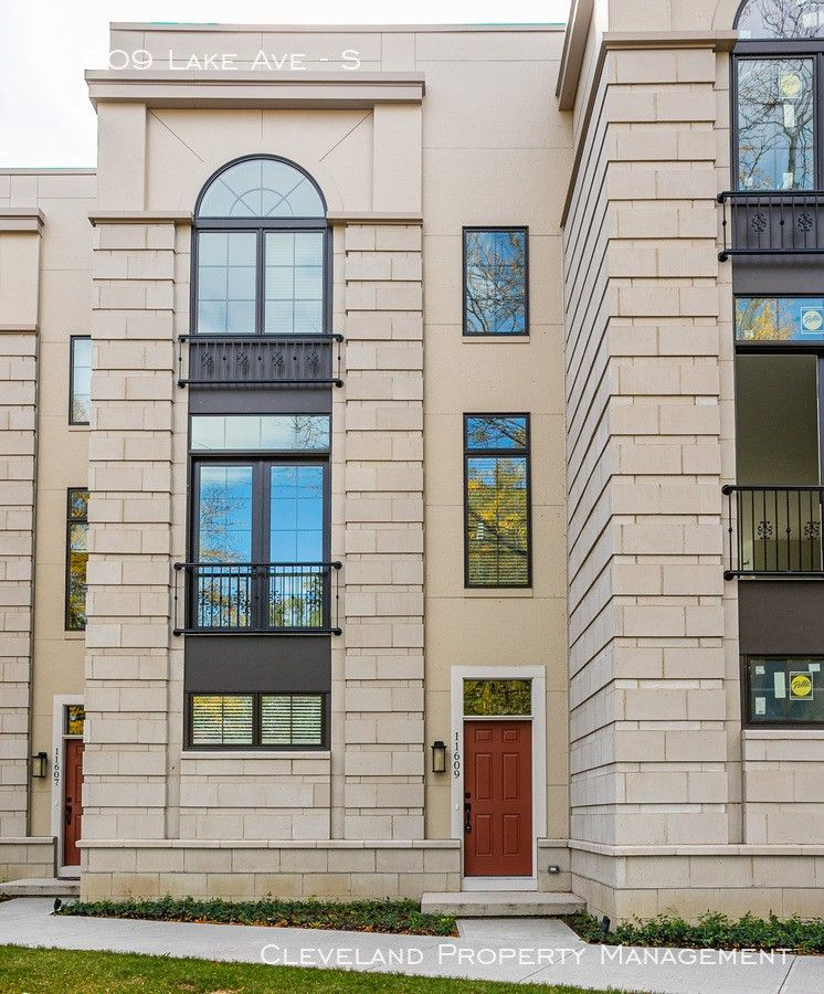 11609 Lake Ave #S, Cleveland, OH 44102 1 Bedroom Condo For