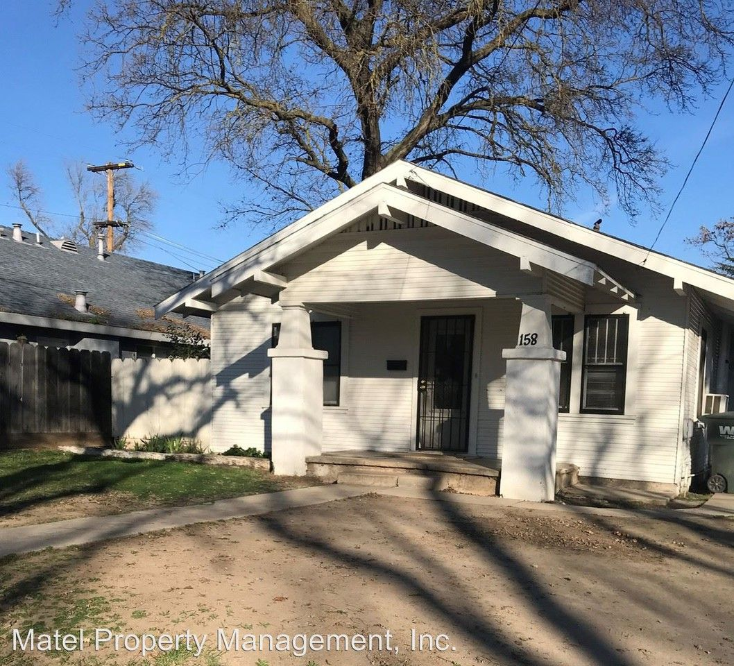 San Jose Apartments Low Income: 158 James St, Modesto, CA 95354 2 Bedroom House For Rent