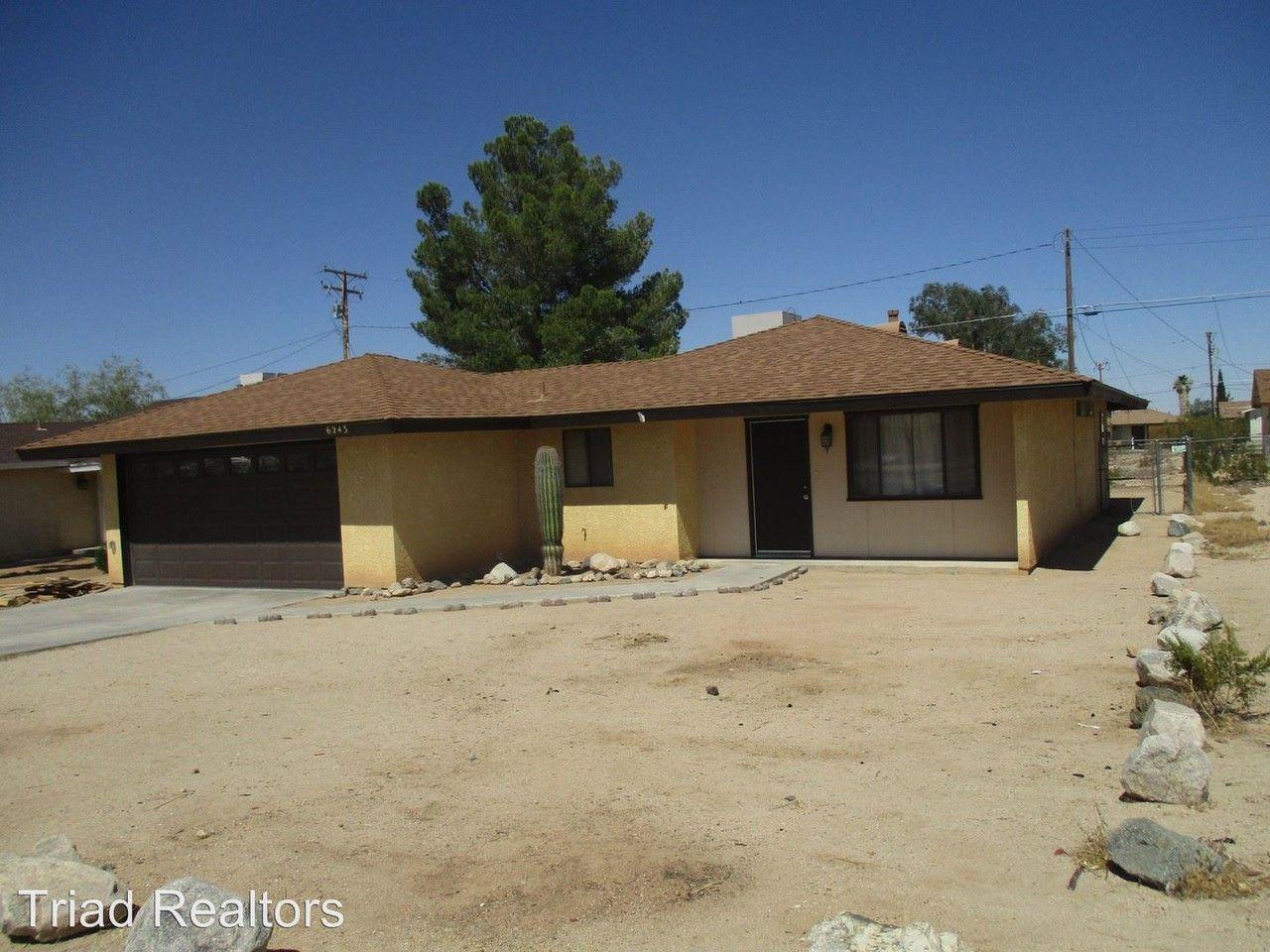 6243 Mojave Ave Twentynine Palms Ca 92277 3 Bedroom