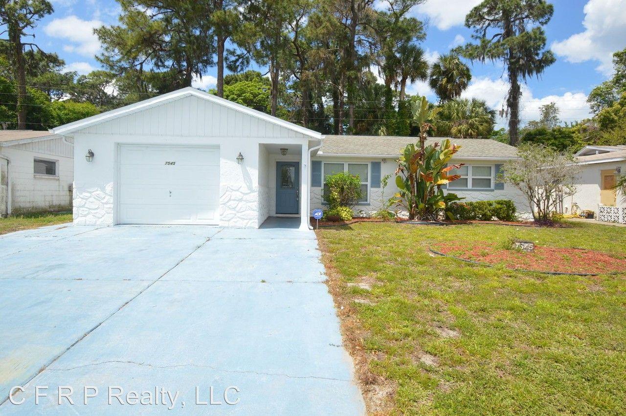 7545 Heather St New Port Richey Fl 34653 2 Bedroom House