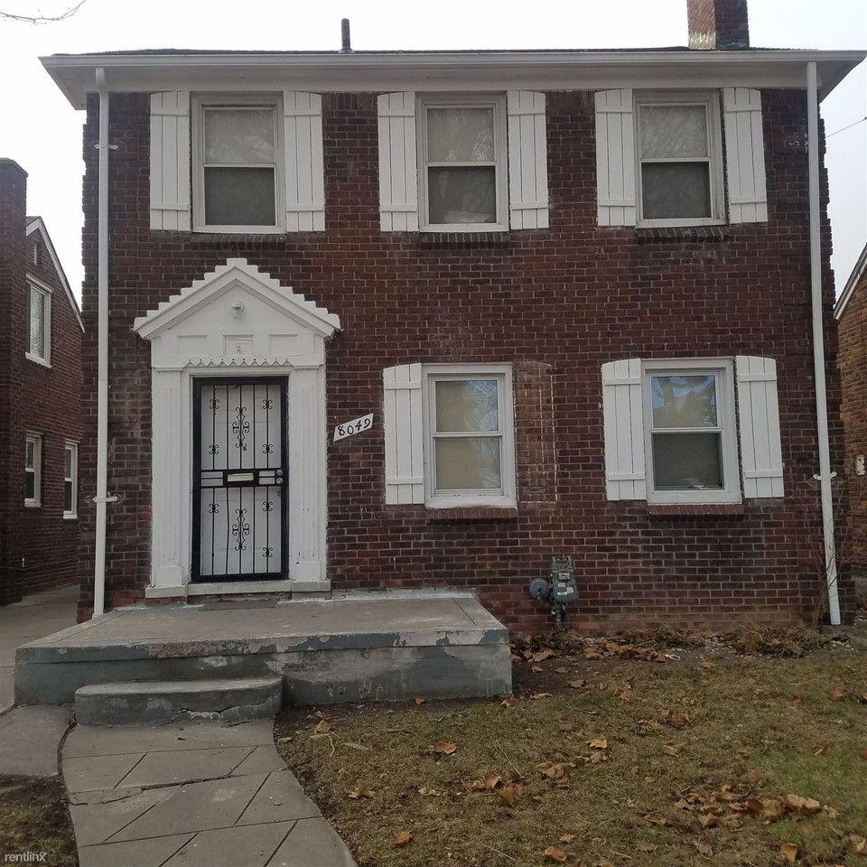 8049 Carlin St, Detroit, MI 48228 3 Bedroom House For Rent