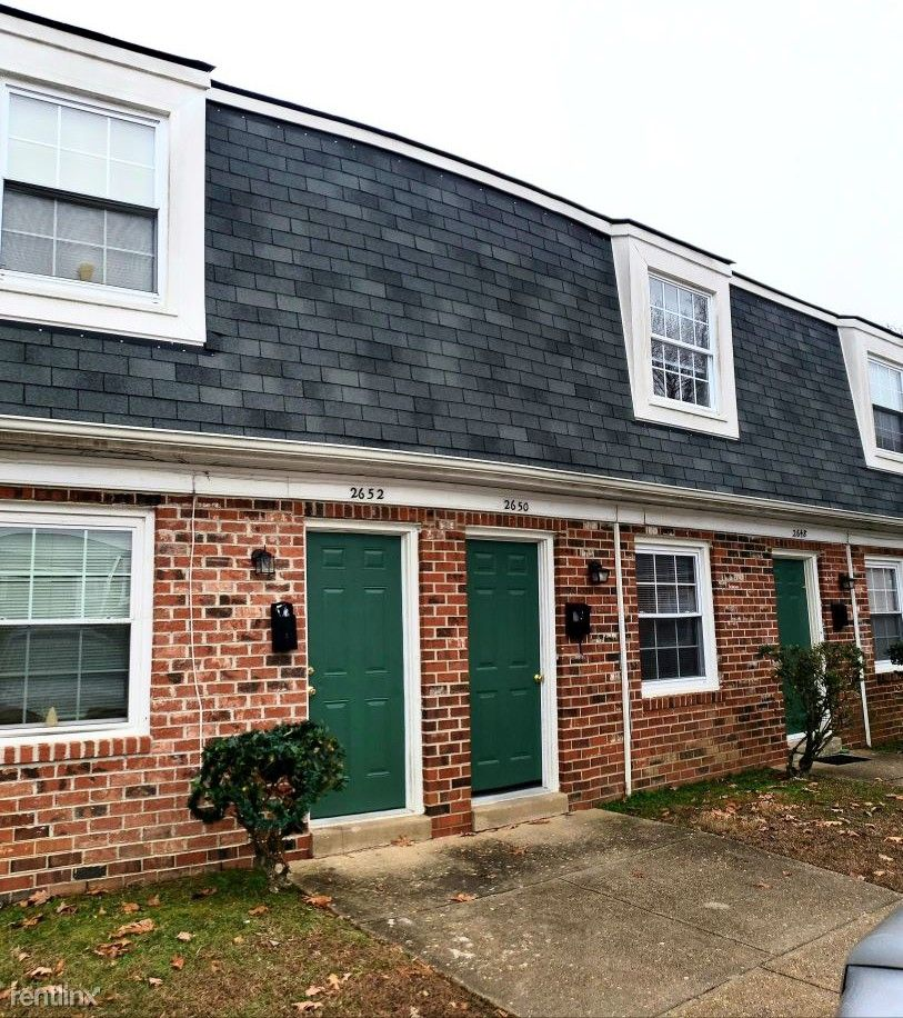 2650 Wayside Dr, North Chesterfield, VA 23235 2 Bedroom