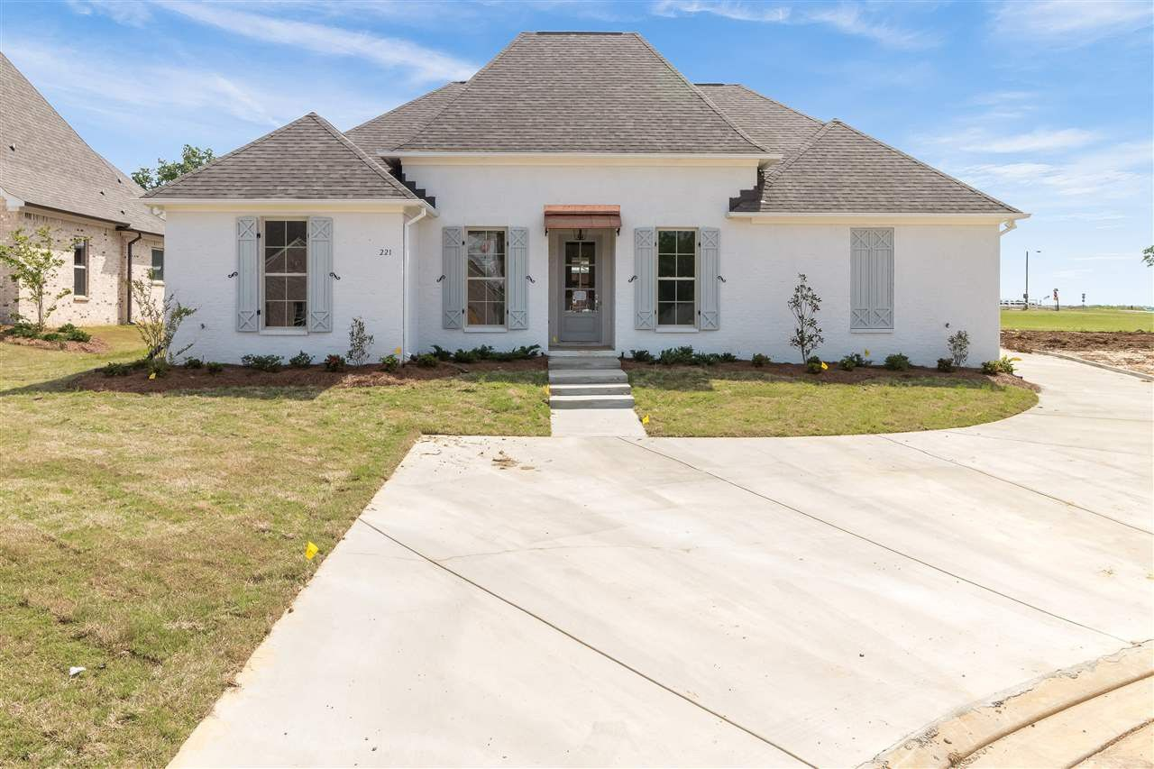 221 Harris Circle Madison Ms 39110 4 Bedroom House For