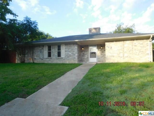 113 Forest Circle Harker Heights Tx 76548 4 Bedroom