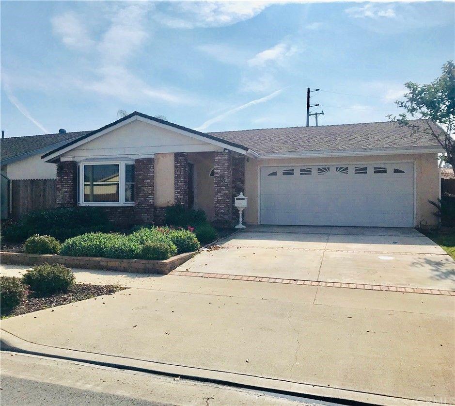 5004 E Budlong Street, Anaheim, CA 92807 3 Bedroom House