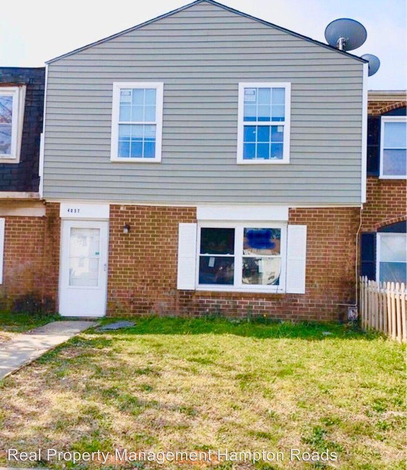 4057 Holly Cove Dr, Chesapeake, VA 23321 3 Bedroom House