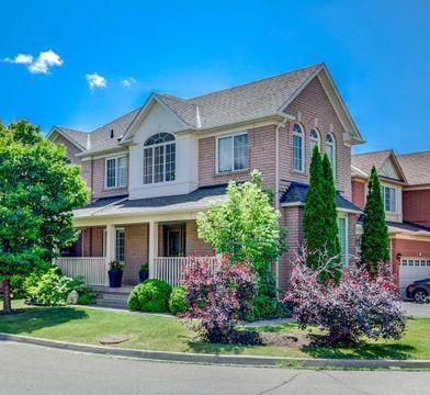 Madeira Avenue, Vaughan, ONTARIO L6A 2Y4 4 Bedroom ...