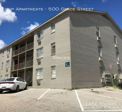 The Strip Apartments 500gracest Tuscaloosa Al 35401 1 Bedroom Apartment For Rent For 625 Month Zumper