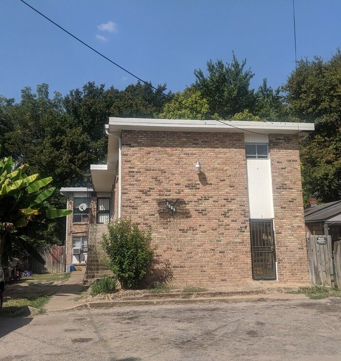 Apartments In Memphis Tn Near Poplar Ave: 2086 Hubert Avenue #2, Memphis, TN 38108 2 Bedroom