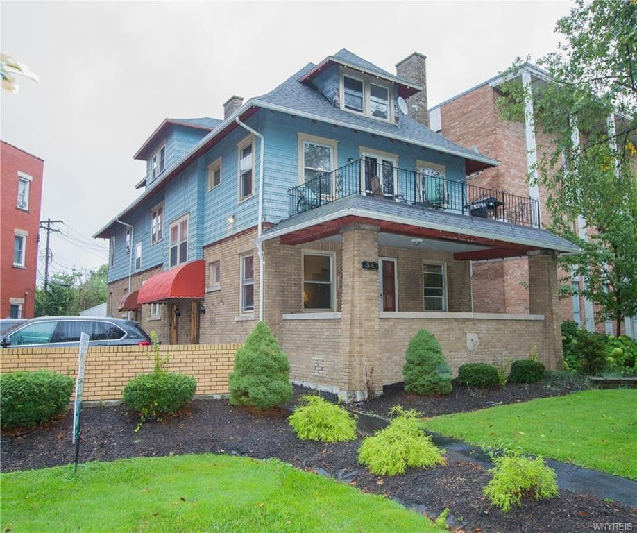 3 Bedroom Apartment For Rent Queen Street West: 54 Gates Circle #2, Buffalo, NY 14209 3 Bedroom Apartment