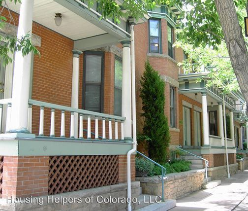 2039 11th Street Apartments For Rent In Downtown Boulder