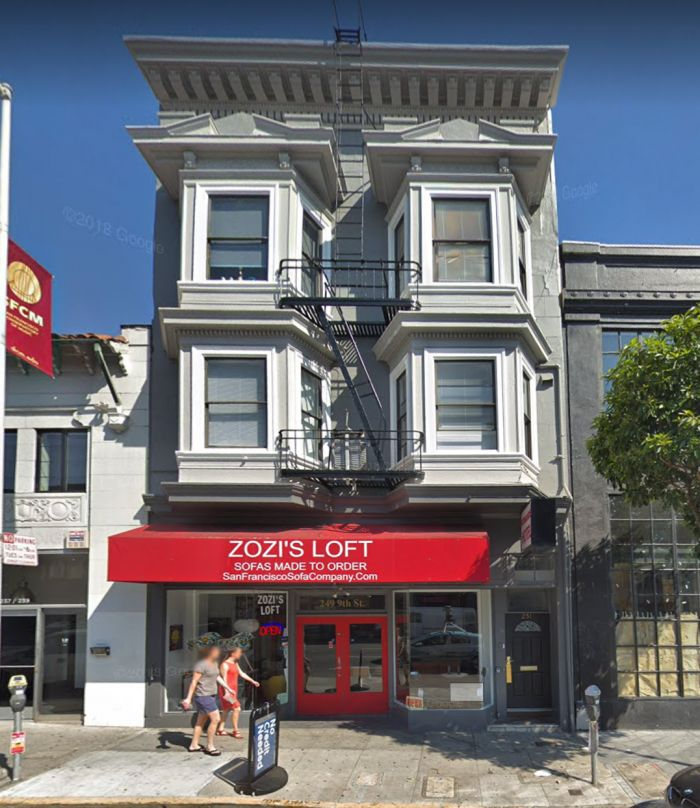 Cheap Studio Apartments Near Me For Rent: 251 9th Street, San Francisco, CA 94103 Studio Apartment