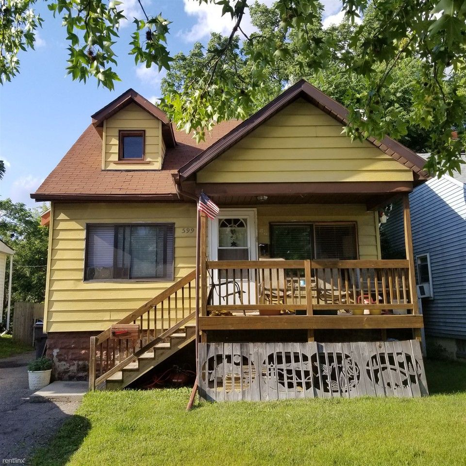 Apartments Near Me No Deposit: 599 Lenox Ave, Pontiac, MI 48340 4 Bedroom House For Rent