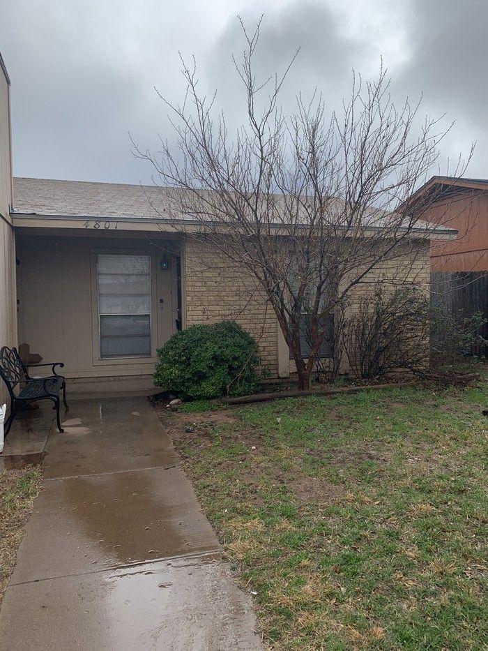 4801 Bedford Avenue #B, Midland, TX 79703 1 Bedroom House ...