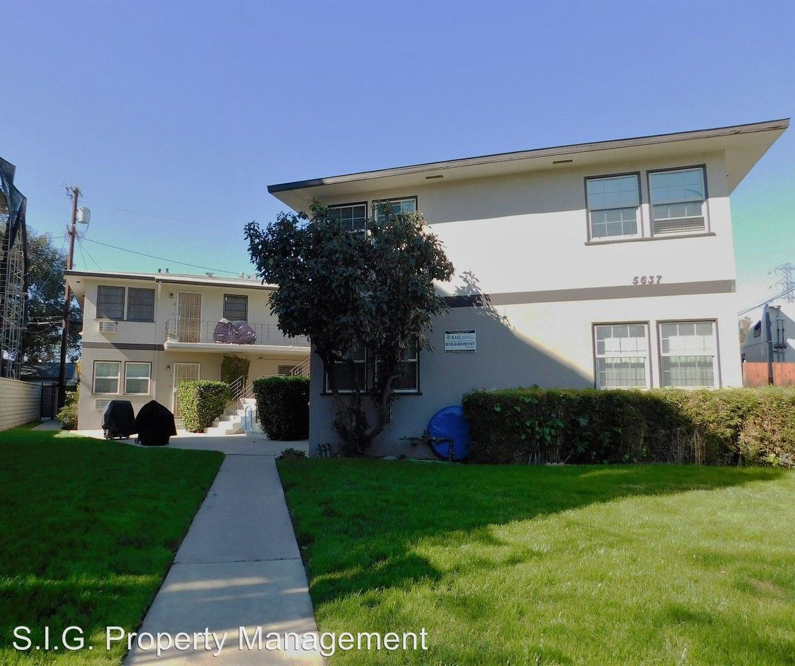 5637 Strohm Avenue Apartments For Rent In Mid-Town North