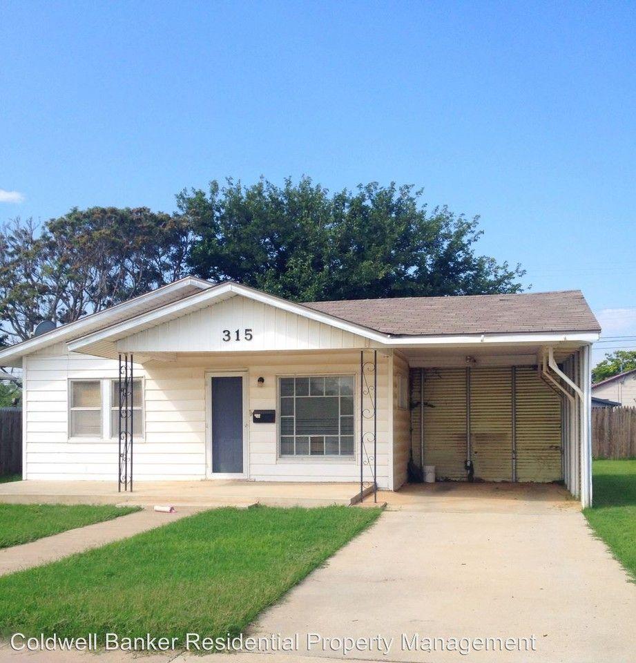 315 S 11th St, Slaton, TX 79364 2 Bedroom House For Rent
