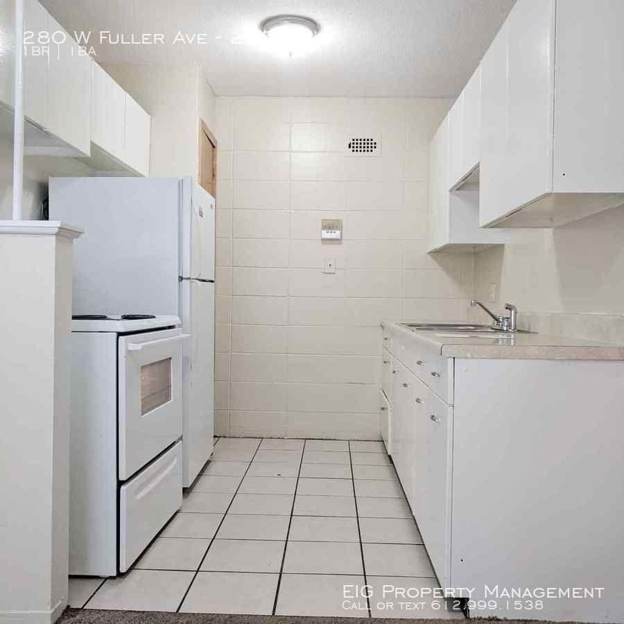 280 W Fuller Ave #280-6, St. Paul, MN 55103 1 Bedroom