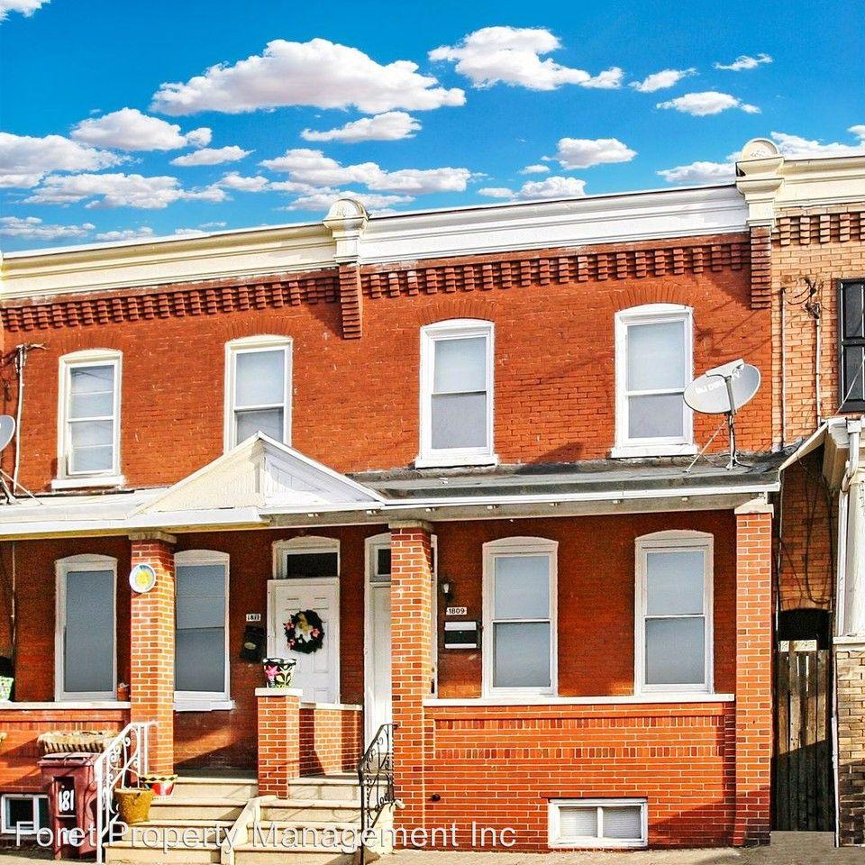 1809 W 2nd St, Wilmington, DE 19805 3 Bedroom House For