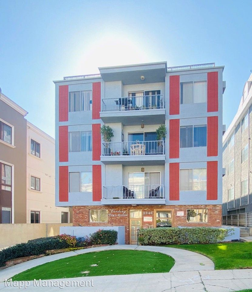 2343 Fox Hills Drive Apartments For Rent In Westside, Los