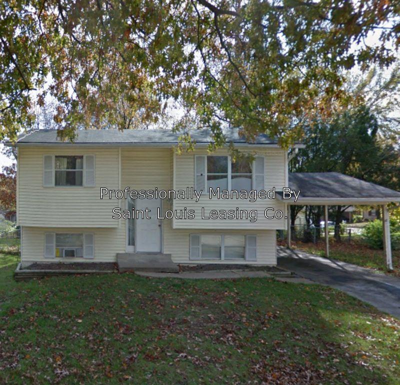 792 Briarbrae Dr., Spanish Lake, MO 63138 3 Bedroom House