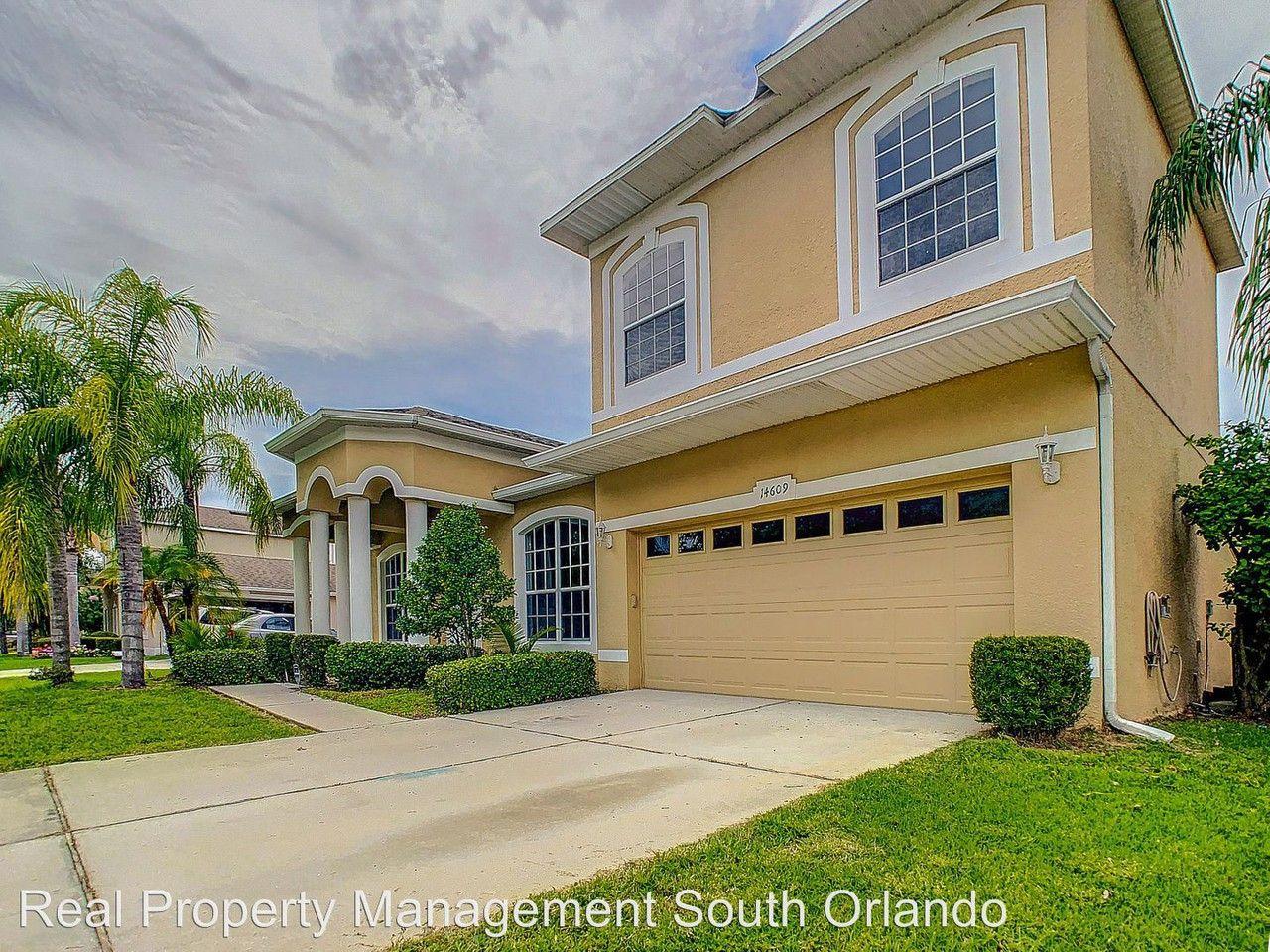 14609 Cableshire Way, Orlando, FL 32824 4 Bedroom House