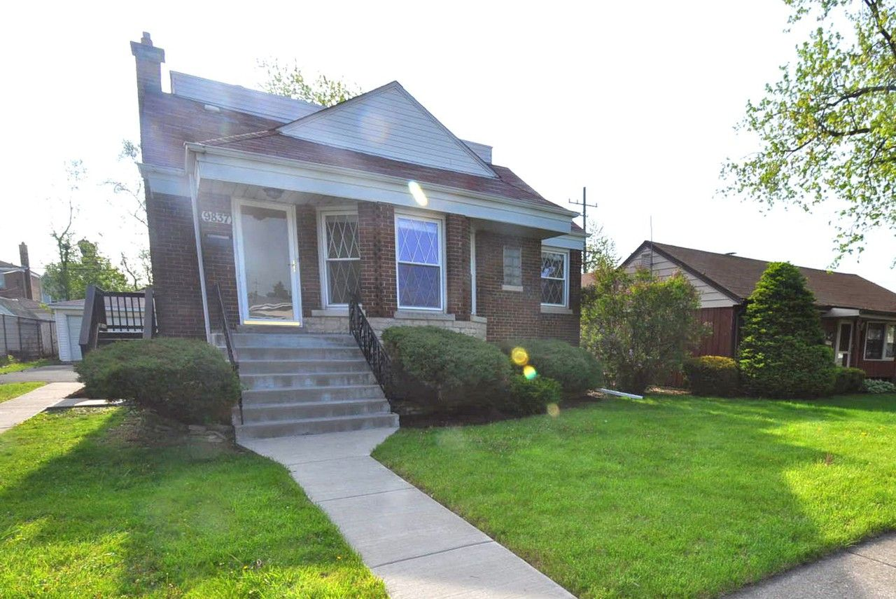 9837 S 54th Ave Oak Lawn Il 60453 3 Bedroom House For