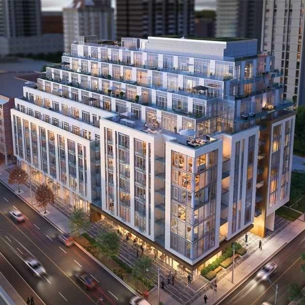 6 Jackes Avenue #Lph04, Toronto, ON M4T 0A5 2 Bedroom