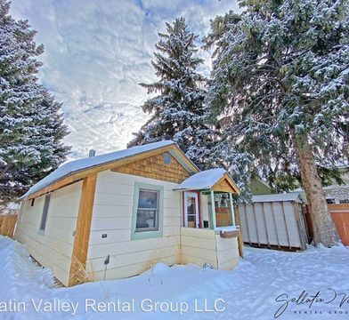 706 N Tracy Ave Bozeman Mt 59715 1 Bedroom House For