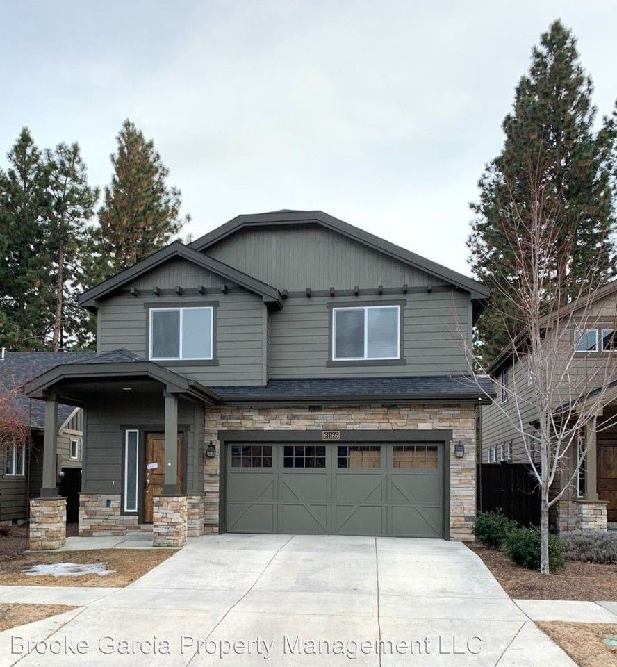 61166 Snowbrush Dr, Bend, OR 97702 3 Bedroom House For