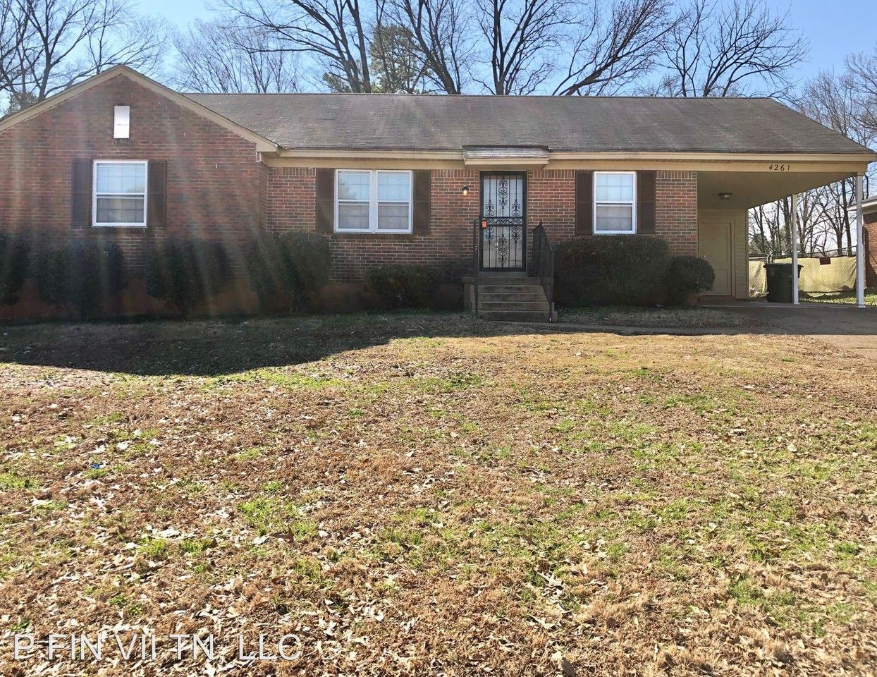 4261 Riche Road, Memphis, TN 38128 3 Bedroom House for ...