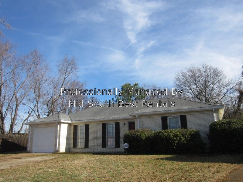 3155 Rosefield, Memphis, TN 38118 3 Bedroom House for Rent ...