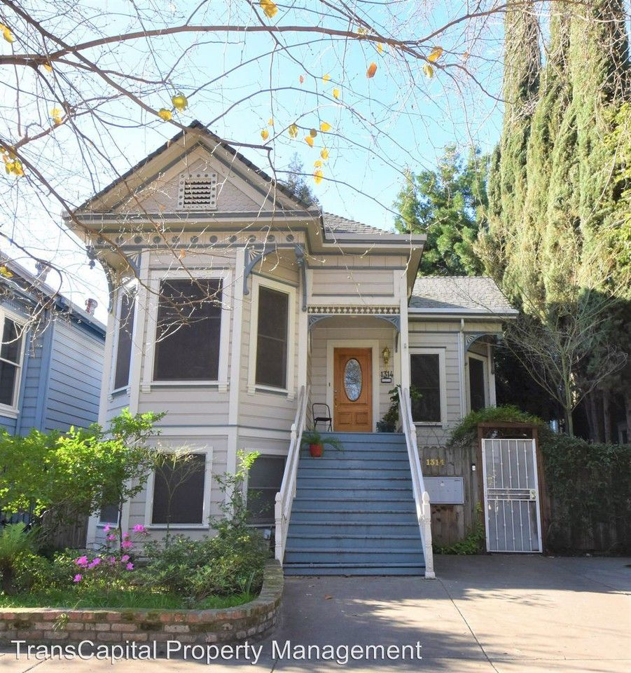 1314 Q Street Apartments For Rent In Downtown Sacramento