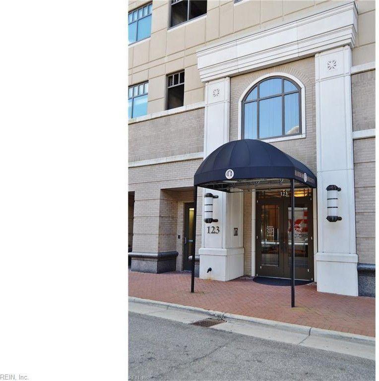 123 College Place #710, Norfolk, VA 23510 1 Bedroom Condo